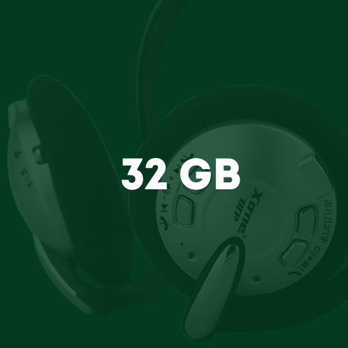 XONE Wirefree Bluetooth Player - 32GB